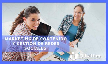 Diplomatura en MARKETING de Contenido y Gestión de Redes Sociales
